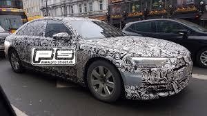 2018 audi a8 spied up close in denmark in 8 images