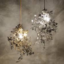aliexpress com buy modern unique chandelier simple leaves diy