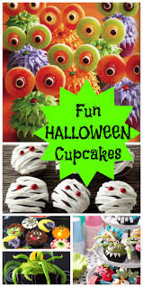 Halloween Cupcakes Cakes by Fun Halloween Cupcakes Just Short Of Crazy
