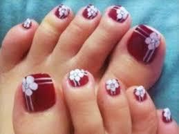 cool red nail polish designs how to nail designs