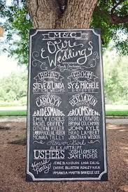 chalkboard program wedding wedding chalkboard ideas wedding program on chalkboard wedding