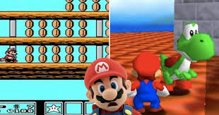 awesome areas in super mario you had no idea about