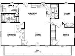 amazing idea 28 x 48 2 story house plans 5 40 ranch on modern