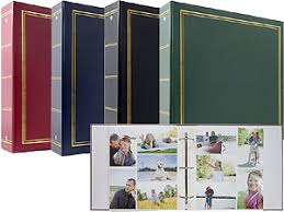 photo albums for 4x6 pictures 4000 46n 3 ring 4x6 bi directional photo album