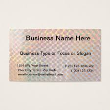 Custom Holographic Business Cards Custom Holographic Business Cards Zazzle Ca