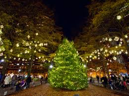 most popular christmas tree lights the top places to view holiday lights in philadelphia for 2017