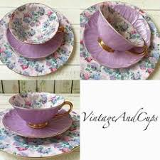 shelley rock garden chintz vintage teacup 69 00 on etsy just