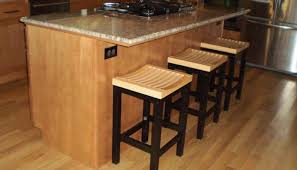 bar amazing kitchen set in modern design with dining table set