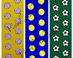 soccer wrapping paper soccer htv etsy