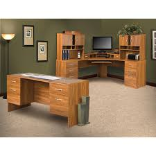 L Shaped Desk With Side Storage Multiple Finishes Red Barrel Studio Lewisville Reversible Corner L Shape Executive