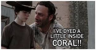 Rick Grimes Crying Meme - 20 rick grimes dad jokes that are so bad that they re good