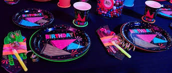 Glow In The Dark Lights Glow In The Dark Party Supplies Birthdayexpress Com