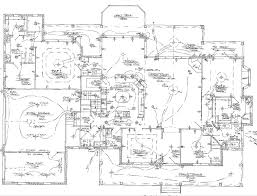 electrical house plans nobby design ideas 9 layout plan of a house