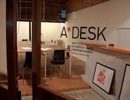 Design A Desk Online A Magazine The A Desk Art Magazine Online Now In English Art