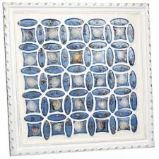 blue tile backsplash kitchen mosaic resin glass conch tile backsplash kitchen designs bathroom