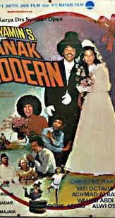 film cinta metropolitan si doel anak modern 1976 imdb