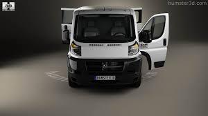 Dodge Ram Cargo Van - 360 view of dodge ram promaster cargo van l2h1 with hq interior