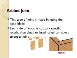 Different Wood Joints And Their Uses by Types Of Wood Joints