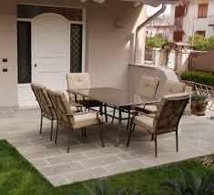 tavoli e sedie da giardino usati sedie per tavolo in cristallo awesome tavolino salotto mondo