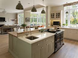 kitchen images with islands nine lovely kitchen islands country