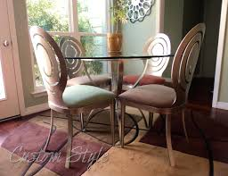 86 charming reupholstering dining room chairs how to reupholster a