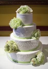wedding cake green 2015 wedding cakes creations by