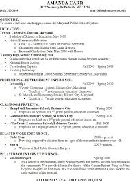 resume for student teaching exles in writing tudent teaching resume student teaching jobs lawteched in sle