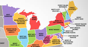 Most Googled Question Ever What Every Us State Is The Worst At Thrillist