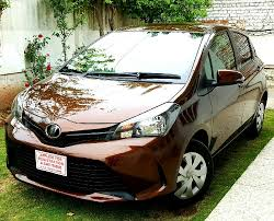 toyota brand new cars used toyota vitz for sale at al waris traders islamabad showroom