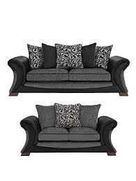3 Seater And 2 Seater Sofa Fresno 3 Seater 2 Seater Sofa Set Buy And Save