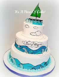 nautical themed christening cake cakecentral com