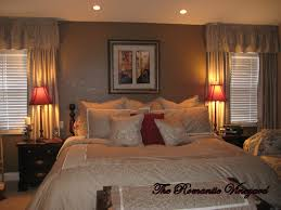 bedroom romantic master bedroom decorating ideas compact painted