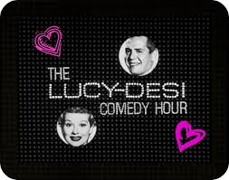 the lucy desi comedy hour images logo background hd wallpaper and