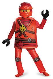 Ninja Halloween Costume Boys Kids Lego Ninjago Kai Boys Costume 36 99 Costume Land