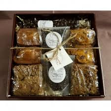 breakfast gift baskets gourmet breakfast gift basket with coffee baked goods