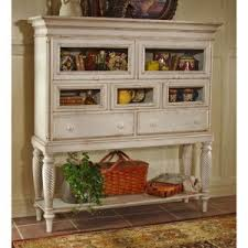 Country Buffet And Hutch Farmhouse U0026 Cottage Style Buffets And Sideboards Hayneedle