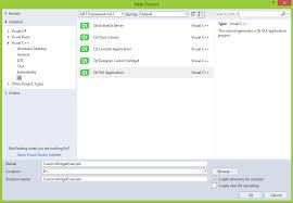 qt programming visual studio how to create a custom qt widget in visual studio 17 dfs minded blog