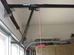 garage door opener fix garage doors how to repair garage door opener remote off track