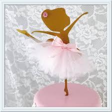 ballerina cake toppers gold silver ballerina cake toppers vintage ballerina miniature