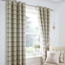 Curtain Pole Dunelm Balmoral Green Blackout Eyelet Curtains Dunelm Living Room
