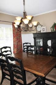 that village house the finished dining room finally