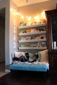 pottery barn kids corner bookcase 21 ideas para decorar el cuarto del bebé que viene en camino