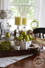 ideas for kitchen table centerpieces cushty kitchen table decorating ideas decor room table