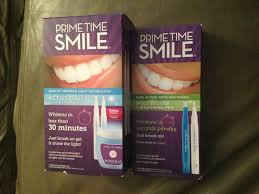 prime time smile teeth whitening light tips to getting whiter teeth at home with prime time smile jenns
