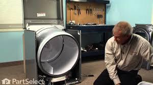 dryer repair replacing internal bias thermistor whirlpool part