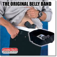 belly band original belly band concealment holster by undertech