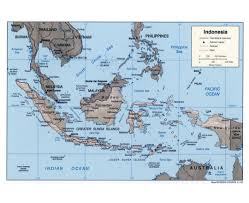 Us Relief Map Maps Of Indonesia Detailed Map Of Indonesia In English Tourist