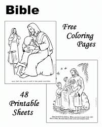 free printable bible story coloring pages vidopedia