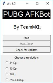 pubg 720p release gui new pubg afk bot