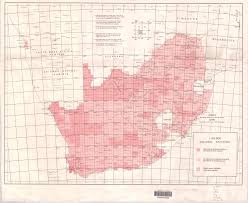 Pretoria South Africa Map by 1 50 000 Geological Series Cartographic Material Of South